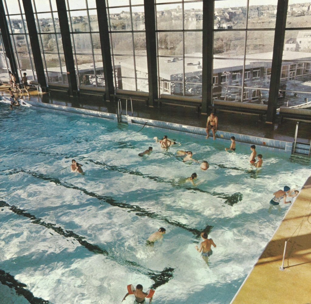 Indoor pool at Wisselsbach
