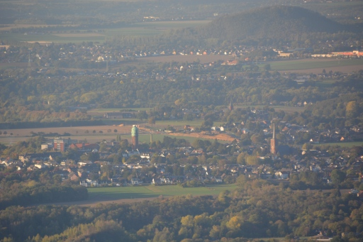 Bardenberg with water tower