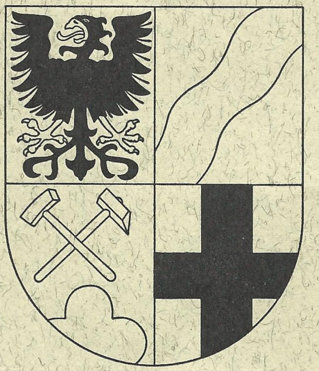 The Würselen City Coat of Arms