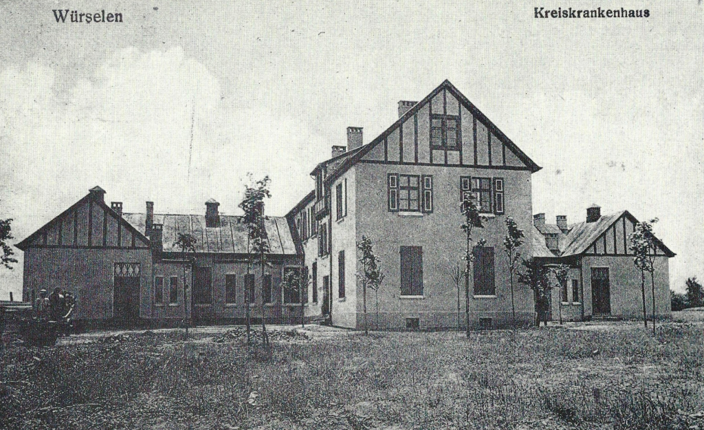 Kreiskrankenhaus (County Hospital) 1922