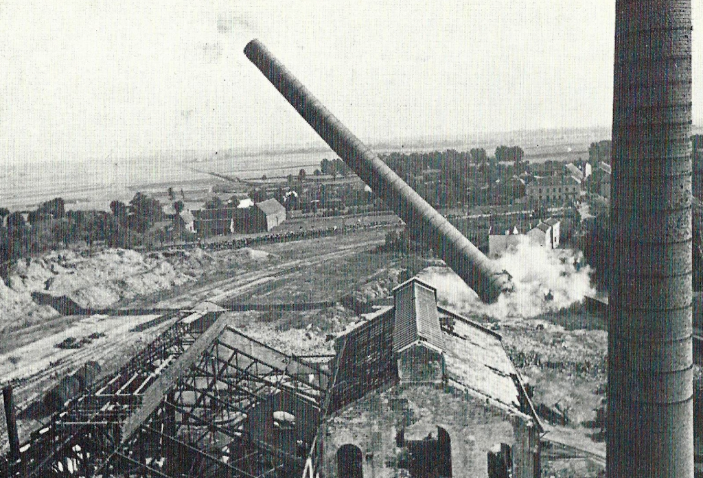 Demolition Solvaywerke 1935